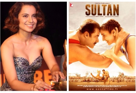 Here is why Kangana Ranaut rejected Salman Khan starrer Sultan