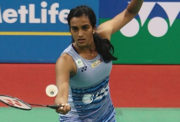 PV Sindhu makes it to the finals of Korea Open Super Series