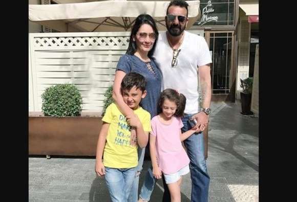 Actor Sanjay Dutt does not want his son to be like him