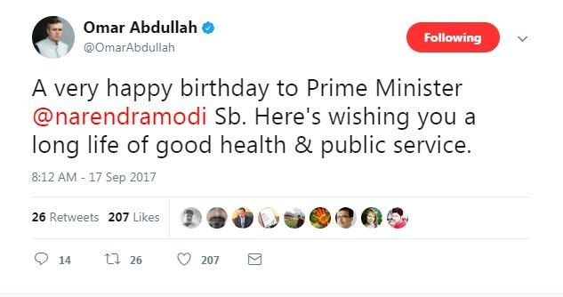 narendra-modis-67th-birthday-today- Know-who-congratulated-Him