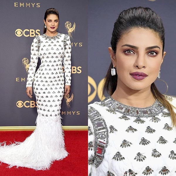 Priyanka Chopra at Emmys Awards 2017