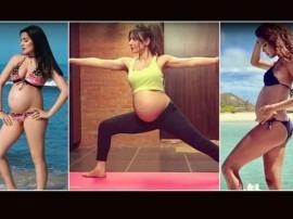 करीना से लेकर लीजा हेडेन तक- जब दिग्गज सेलिब्रिटीज़ ने फ्लॉन्ट किया अपना बेबी बंप!