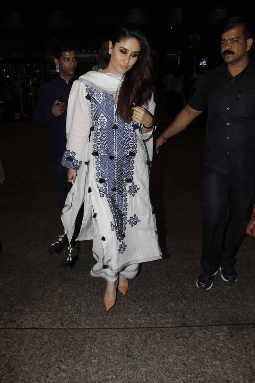 Kareena Kapoor Khan's pre-birthday look