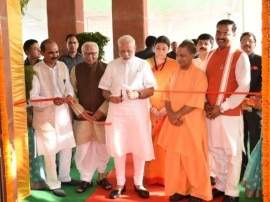 वाराणसी: पीएम मोदी बोले- जिस योजना का शिलान्यास किया उसका उद्घाटन भी किया