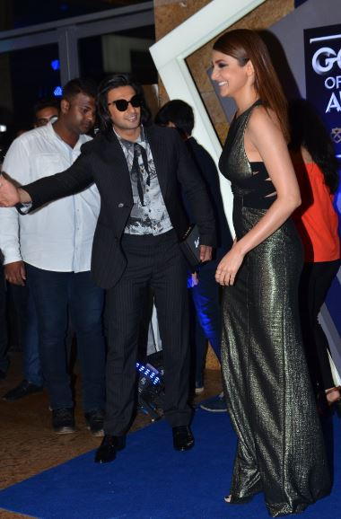 See the latest pictures of Anushka Sharma and Ranveer Singh