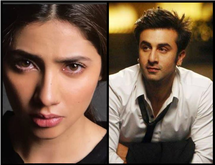 Ranbir Kapoor breaks silence on his viral pictures with Mahira Khan