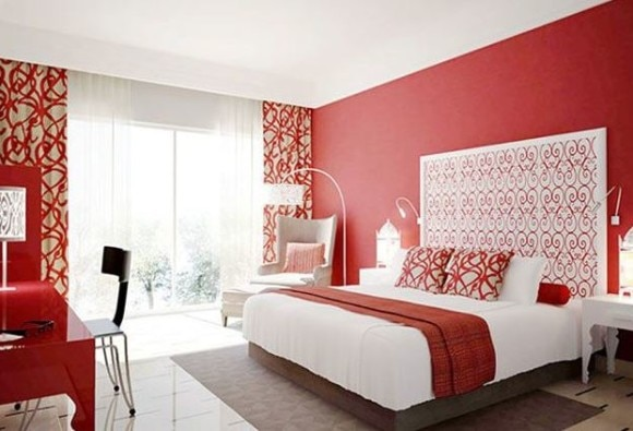 bedroom ideas for a newlywed Indian couple