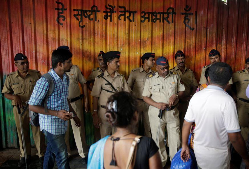 IN Pics: Stampede in Parel Station Mumbai