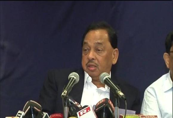Narayan Rane announced the formation of his Maharashtra Swabhiman Party
