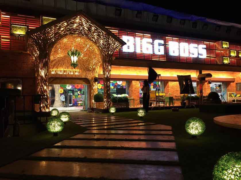 HAVE A FIRST LOOK AT THE BIGG BOSS 11 HOUSE
