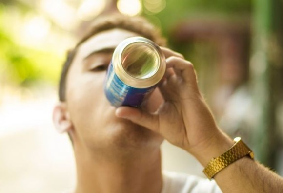energy drinks lead to future drug and alcohol addiction