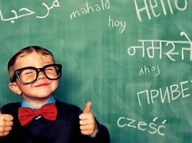 दो भाषा जानने वाले बच्चे नई भाषा जल्दी सीखते हैं