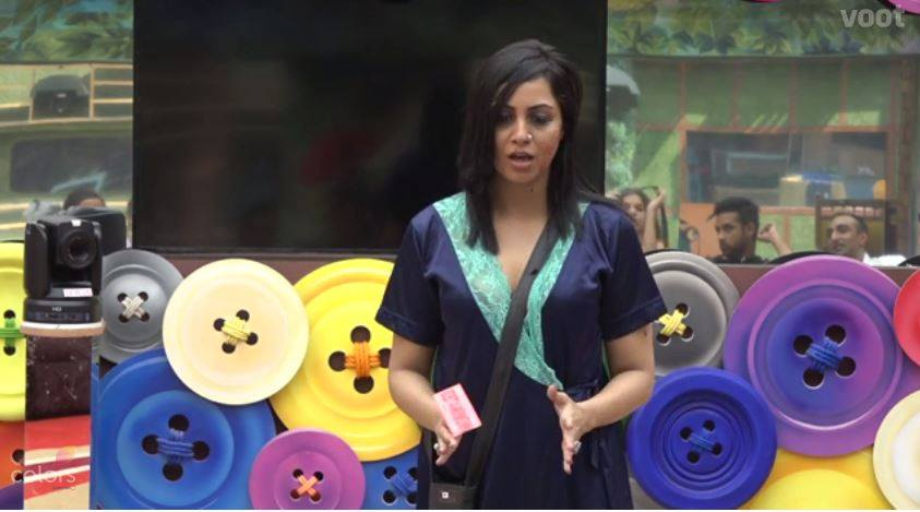Bigg Boss 11 october 3rd written episode update Bigg Boss 11 Nomination