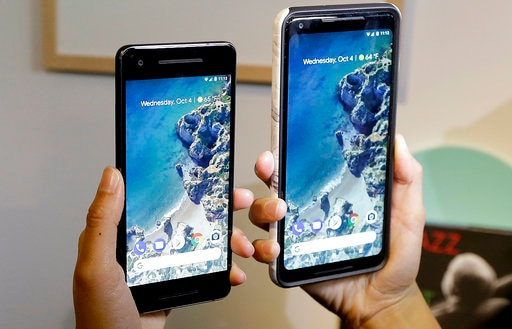 Google Pixel 2 and 2 XL announced with water resistance, 'dual-pixel' camera