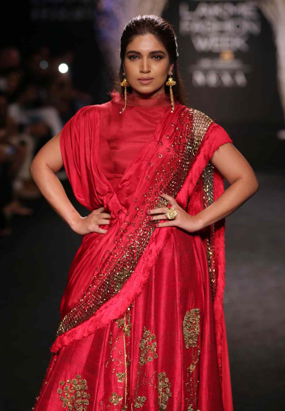 actress bhumi pednekar  has said that this great thing about fashion