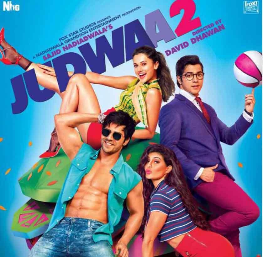 Judwaa 2 to enter 100 crore club