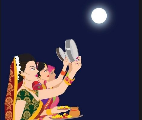 Karva Chauth 2017 Moon Rise Time In Delhi, Mumbai, Punjab and other states