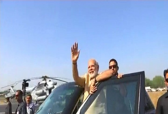 Narendra Modi is going to Vadnagar for the first time after becoming PM