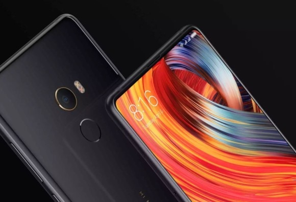 The stunning Xiaomi Mi MIX 2 launched in India, priced at Rs 35,999