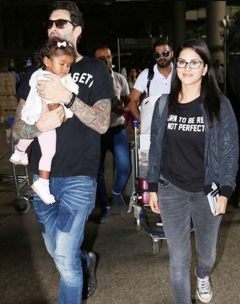 SEE PICS: Sunny leone celebrates 2nd birthday of her Daughter Nisha Kaur Weber