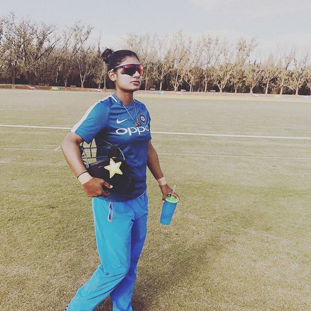 Mithali Raj speaks on how Sachin Tendulakr's bat worked miracle for her