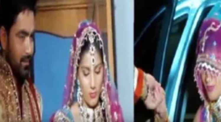 Bigg Boss 11: truth about the viral pictures of sapna choudhary marriage