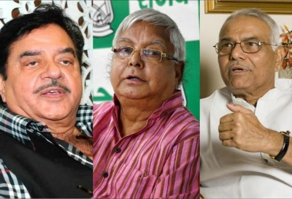 Shatrughan, Lalu, Yashwant not invited to PU centenary event