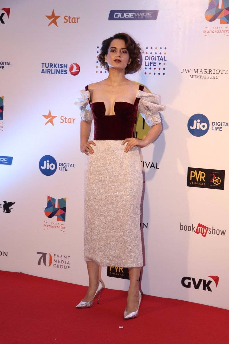 Jio MAMI 2017: see the latest pictures of Kangana Ranaut