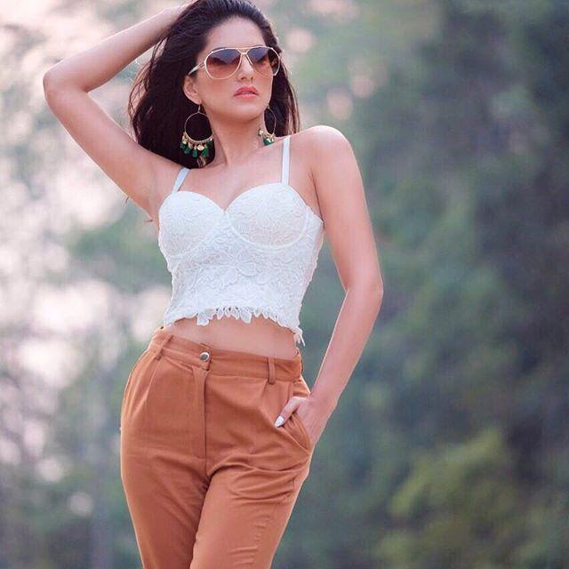 Hot Instagram pics of Sunny Leone