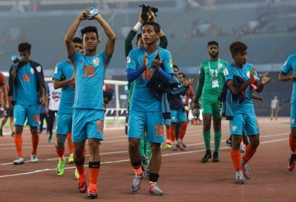 Fifa Under 17 World Cup: India bow out with heads held high