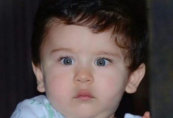 Taimur looks like Kareena Kapoor's Chinese version:Saif ali khan