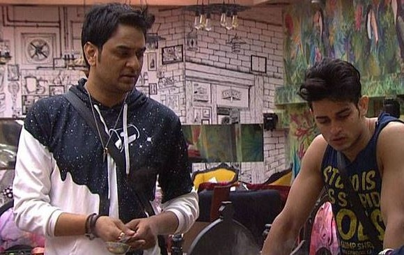 Priyank Sharma breaks his silence on the rumours of dating vikas
