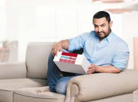 Snapdeal will not renew  Aamir Khan's contract