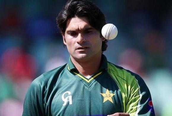 পিএসএল স্পট-ফিক্সিং: সাসপেন্ড পাকিস্তানি ক্রিকেটার মহম্মদ ইরফান