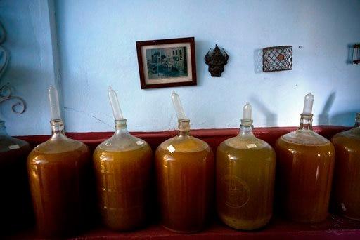 Cuba Condom Wine