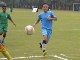 মিশরের আল-আহলিকে হারাল ভারতের অনূর্ধ্ব-১৬ ফুটবল দল