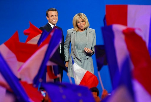 APTOPIX France Election