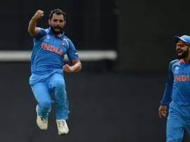 ডাকওয়ার্থ-লুইস পদ্ধতিতে ৪৫ রানে নিউজিল্যান্ডের বিরুদ্ধে প্রস্তুতি ম্যাচ জিতল ভারত