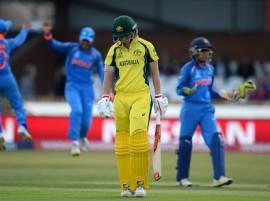 অস্ট্রেলিয়াকে ৩৬ রানে হারিয়ে মহিলা বিশ্বকাপের ফাইনালে ভারত