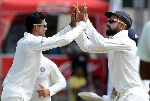 জাডেজার ৫ উইকেট, শ্রীলঙ্কাকে  ইনিংস ও ৫৩ রানে হারিয়ে দ্বিতীয় টেস্ট, সিরিজ জয় ভারতের