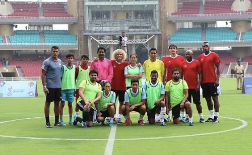 মুম্বইয়ে ফুটবল-উত্সবে যুব বিশ্বকাপের বোধন