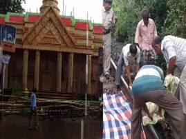 বঙ্গোপসাগরে নিম্নচাপ, কালীপুজোর সকালে দফায় দফায় বৃষ্টি, চলতে পারে আগামীকালও