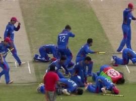 পাকিস্তানকে ১৮৫ রানে হারিয়ে প্রথমবার অনূর্ধ্ব-১৯ এশিয়া কাপ চ্যাম্পিয়ন আফগানিস্তান