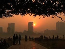 আজ কলকাতার তাপমাত্রা সামান্য নেমে ছুঁল ১৩.২, জেলায় ঠান্ডা অব্যাহত