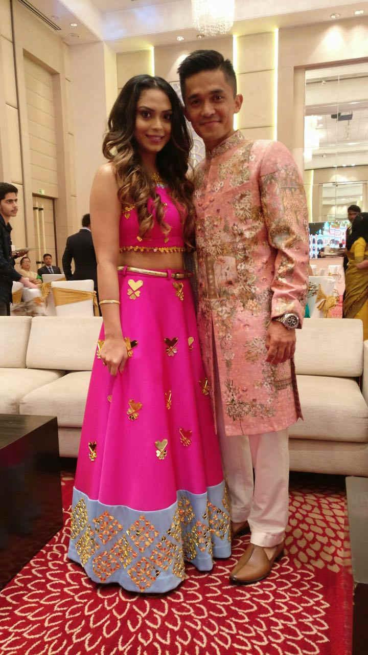 sunil chhetri-marriage- (5)