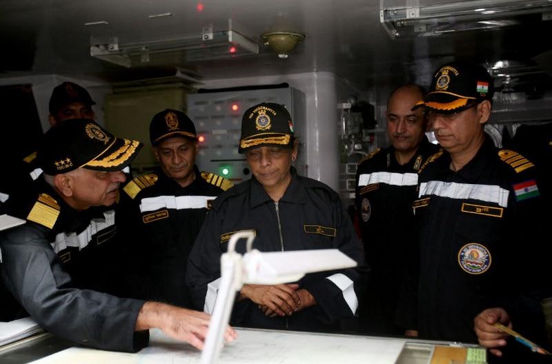 nirmala sitharaman-navy- (2)