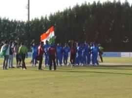 দৃষ্টিহীনদের ক্রিকেট বিশ্বকাপ: পাকিস্তানকে ৭ উইকেটে হারাল ভারত