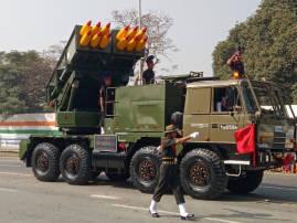 ছবিতে দেখুন: রেড রোডে প্রজাতন্ত্র দিবস কুচকাওয়াজের আগে সামরিক বাহিনীর চূড়ান্ত প্রস্তুতি