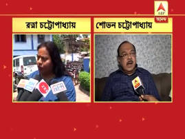 Wife Ratna Chatterjee accuses Mayor Sovan Chatterjee of deputing lady bouncer to keep watch on her