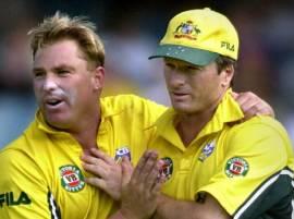 स्टीव्ह वॉ माझ्यासोबत खेळलेला सर्वात स्वार्थी क्रिकेटर : वॉर्न